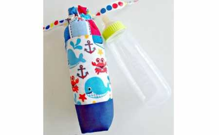 Tutorial: Insulated 'Keep Warm' Baby Bottle Cover