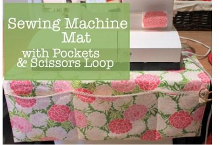 sewingmachinemat