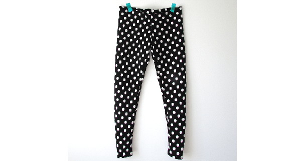 Tutorial: How to make leggings