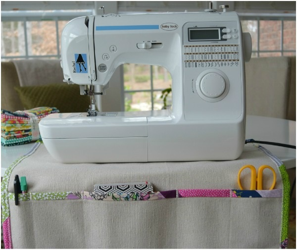 sewing machine tutorial