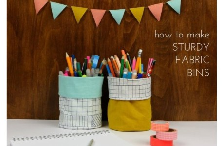 how_to_make_fabric_bins