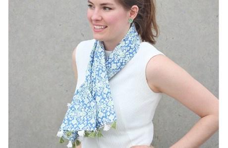tasselscarf