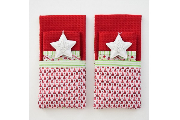 Tutorial: Christmas kitchen gift set