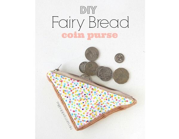 Tutorial: Fairy Bread Coin Purse