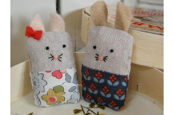 Tutorial: Teeny Tiny Pocket Mice