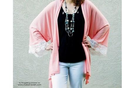Tutorial: Simple Boho Kimono