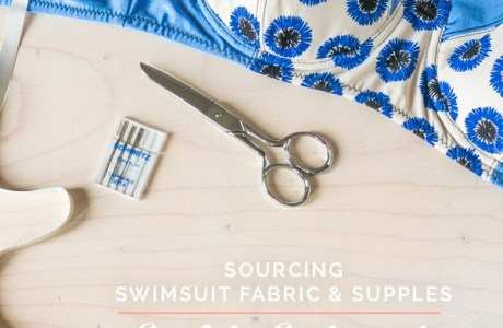Where to find swimwear fabric & supplies online