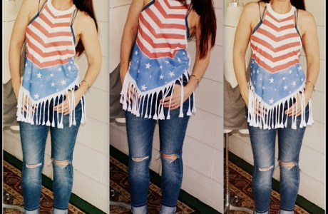 Tutorial: Braided back flag tank