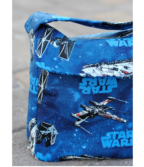 Tutorial: Messenger lunch bag