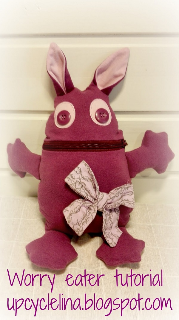 Tutorial: Worry eater doll
