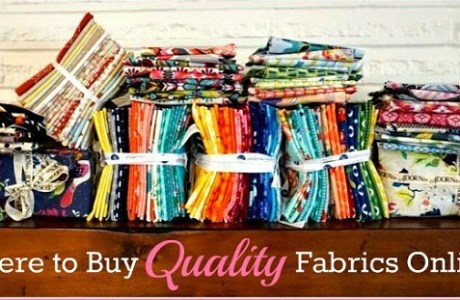 Online sources of high quality fabric