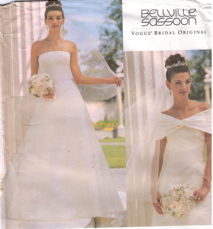 wedding dress patterns to sew vogue wedding dress sewing patterns Ideas Vogue Wedding Dress Patterns Tail Dresses