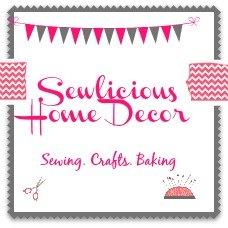 Sewlicious Home Decor button Buttons