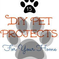 Sew Thankful Series ~DIY Pet Projects ~ {Day 26}