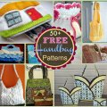 50 Free Handbag Patterns at sewlicioushomedecor.com