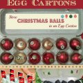 List of eggs-cellent ways to recycle and reuse egg cartons.