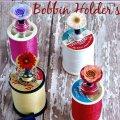 Golf Tee Sewing Bobbin Holders