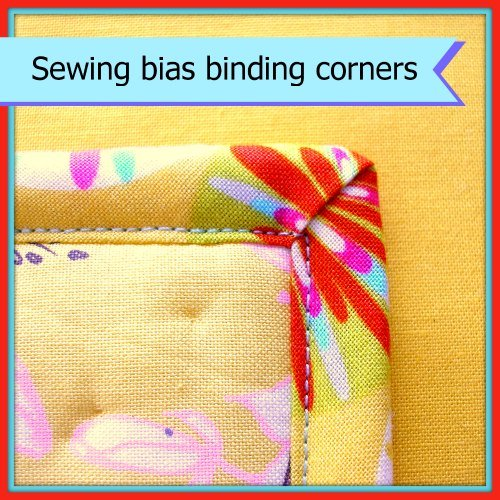 Bias corners 027b Saturday SHOW=licious Craft and Recipe Showcase