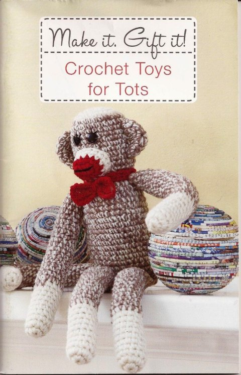 book Make It Gift It Crochet Toys for Tots