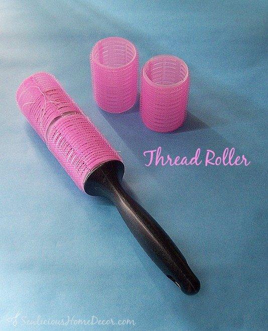 DIY Thread Roller