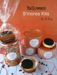 Halloween Smores Kits in a Can at sewlicioushomedecor.com