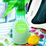 DIY Homemade Spray Starch