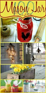 100 Mason Jar Crafts