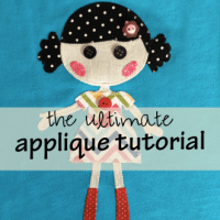 The Ultimate Applique Post