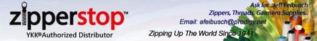Zipper stop
