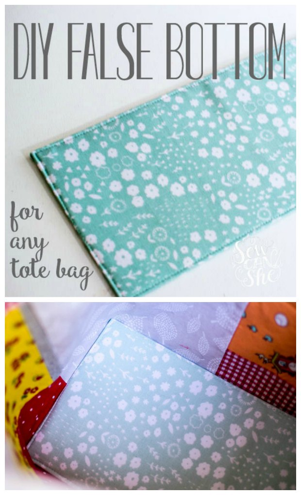 There are lots of reasons why you should add a firm base to the inside of your bags you sew. Here's how you can do this easily and make a really neat job.