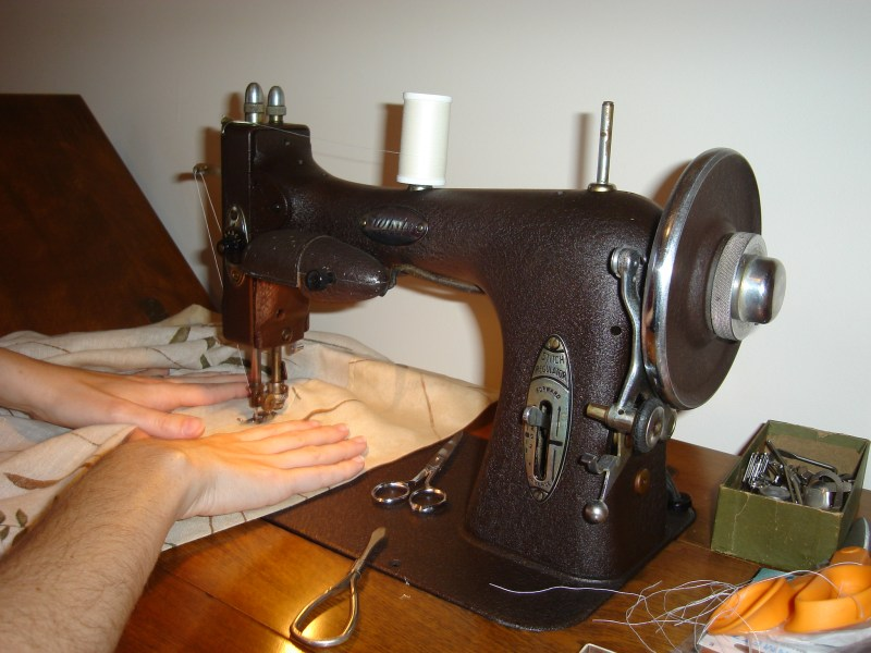 Cozy Electric Rotary Machine Sew Much More Sewing Machine Manual Fascinating White Heavy Duty Sewing Machine Model 1866