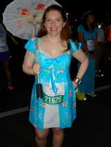2014 Disney Enchanted 10K - Giselle & Queen Narissa