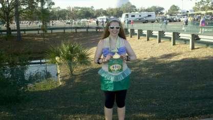 2011 Disney Princess Half Marathon - Ariel