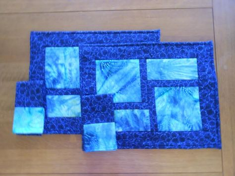 Mary Beth Weeks SWG placemats