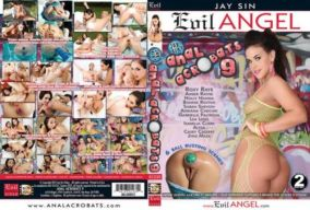 Bonnie Rotten in Anal Acrobats 9