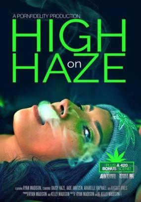 High On Haze DVD Porn Fidelity 2 Disc Set