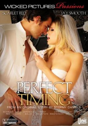 Perfect Timing XXX DVD