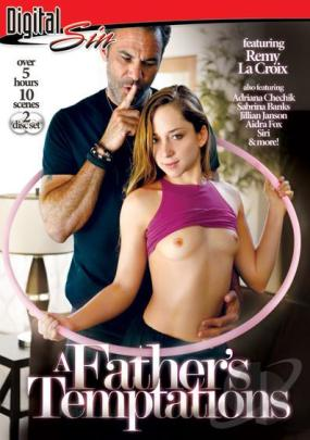 Father's Temptations 21+ DVD Digital Sin 2 Disc Set
