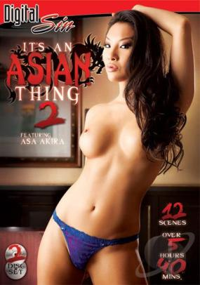 It's An Asian Thing # 2 DVD Digital Sin 2 Disc Set