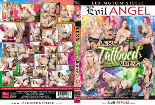 Lex's Tattooed Vixens Evil Angel Video