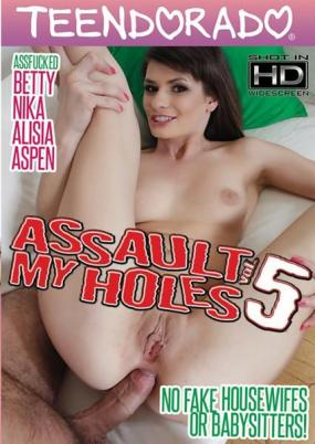 Assault My Holes! # 5