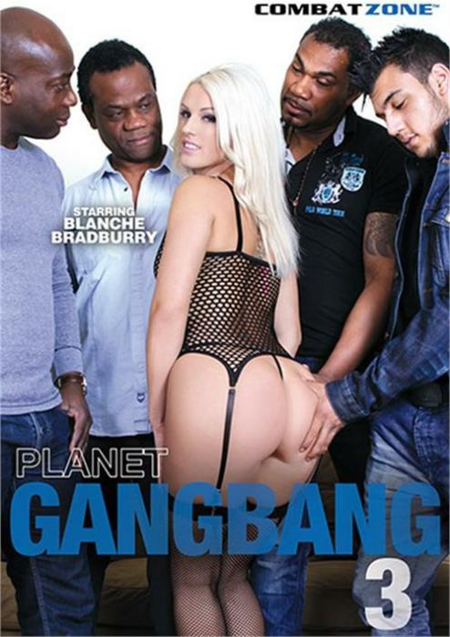 Planet Gangbang 3 from Combat Zone XXX