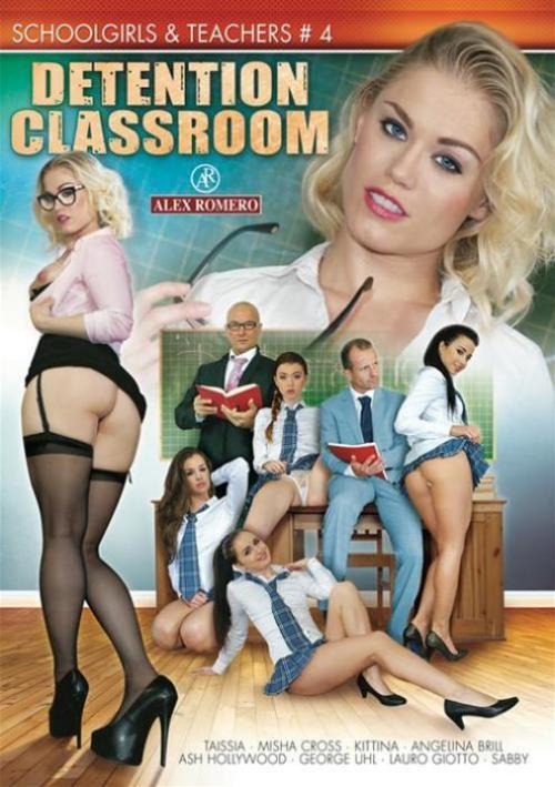 Schoolgirls & Teachers #4 - Detention Classroom