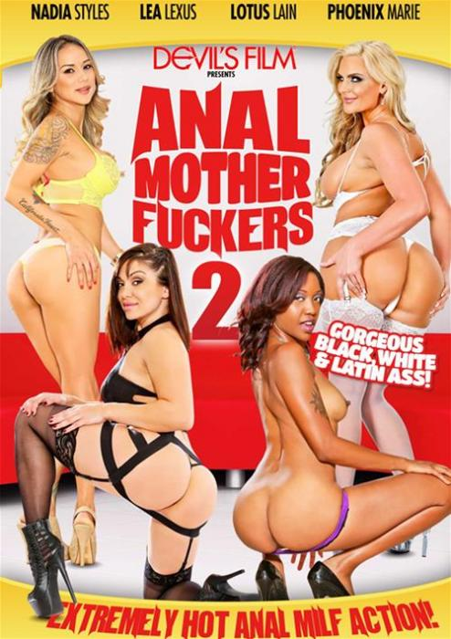 Devil's Film Anal Mother Fuckers 2 Porno DVD
