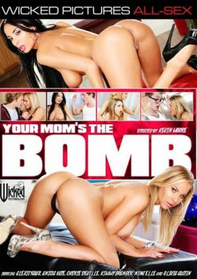 Your Moms The Bomb XXX Adult DVD