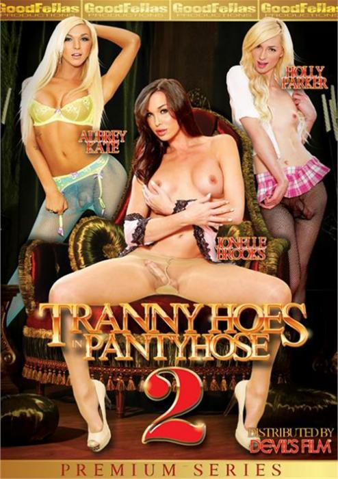 Tranny Hoes In Panty Hose 2 - Full XXX DVD