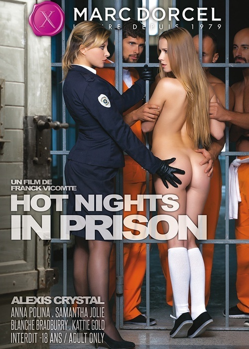 Mes nuits en prison or Hot Nights in Prison Adult Dvd SexoFilm
