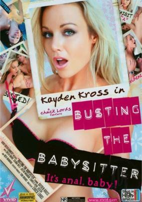 Busting the Babysitter - Hottest Porn DVD
