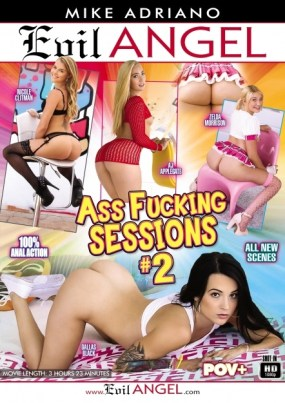 Ass Fucking Sessions #2, 2016 Porn DVD, Evil Angel, Mike Adriano, AJ Applegate, Dallas Black, Nicole Clitman, Zelda Morrison, Mike Adriano, Anal, Ass, Ass to mouth, Big Dick, Blonde, Blowjob, Brunette, Bubble Butt, College, Deepthroat, Ass-fucking-sessions-2-2016-full-free-hd-xxx-dvd