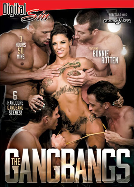 The gangbangs (2016) - full free hd xxx dvd